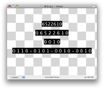 option -クリックで QTZ をダウンロード